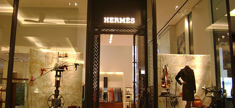 aa0a6e4924d Hermés - Shopping Cidade Jardim - SP